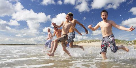 Zwemstrand Burgh-Haamstede Zeeland