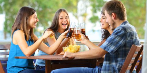 Eten & drinken Burgh-Haamstede Zeeland