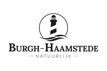 Logo Burgh-Haamstede zwart