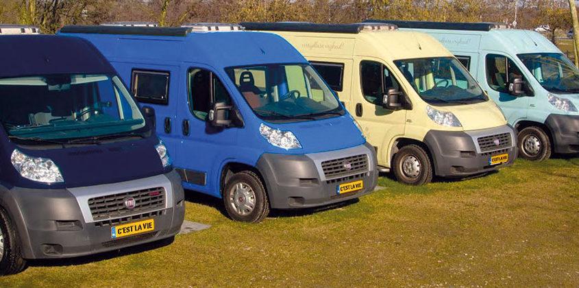C'est la Vie Campers Burgh-Haamstede Zeeland